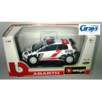 Abarth Grande Punto S2000 1:43 Scale Model Car | 59230827