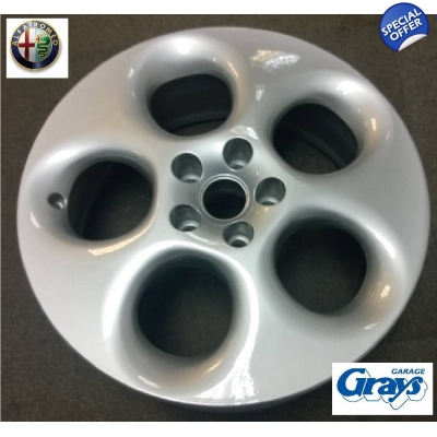 Alloy Wheel | Alfa Romeo GTV Alloy Wheel | 60670724 | Genuine Alfa Romeo Part