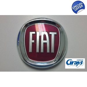 Fiat Badge | Fiat Boot Badge..