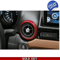 Fiat 124 Spider Air Vent Kit | 71807615