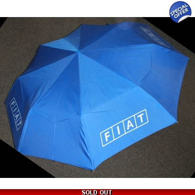 Fiat Umbrella Blue | 46001918