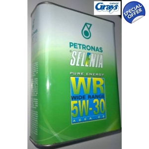 Selenia WR 5W-30 Engine Oil ..