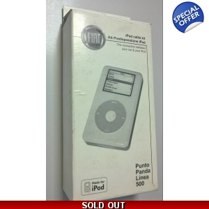 Fiat iPod Connection Kit | 5..