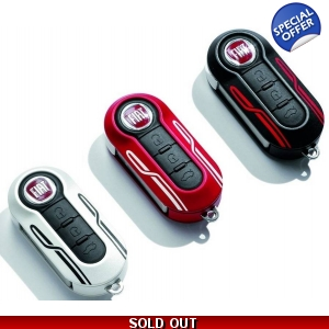 Fiat Punto Key Cover Set x3 ..