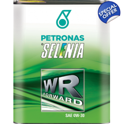 Selenia WR 0W-30 FORWARD | Selenia SAE 0W-30 Diesel Engine Oil
