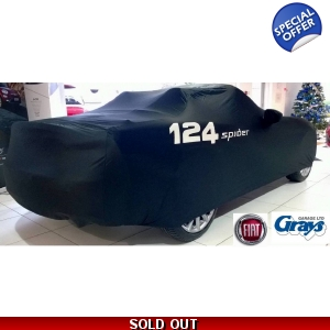Car Cover Fiat 124 Spid..