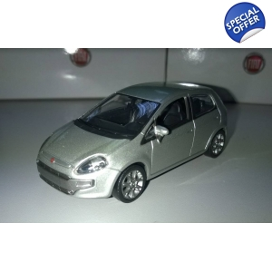 Fiat Punto Evo Model Car Sil..