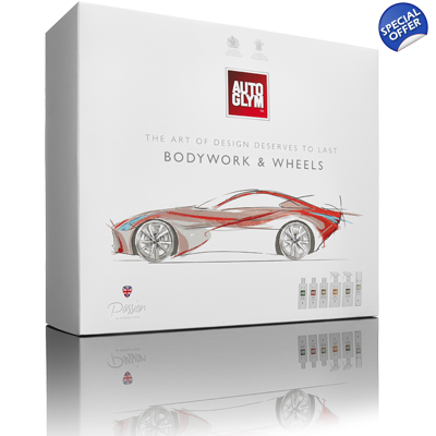 Autoglym | Bodywork & Wheels Kit – Autoglym Gift Sets