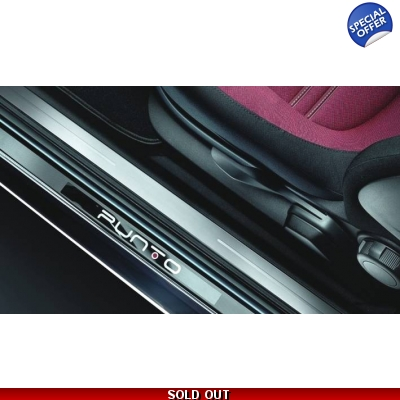 Fiat Punto Kick Strip Set | 50902749 | 50902750