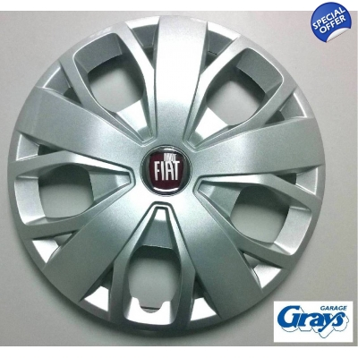 "Fiat Ducato 16"" Wheel Trim 