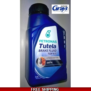 Brake Fluid Tutela TOP 4/S |..