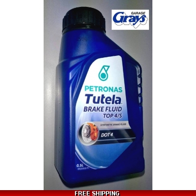 Brake Fluid Tutela TOP 4/S | Petronas Tutela Top 4/S