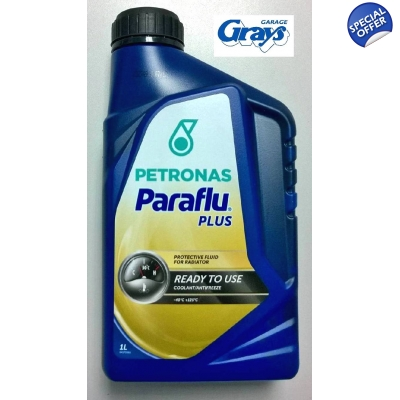 Paraflu Plus | PETRONAS Paraflu Plus Ready To Use 1 Litre