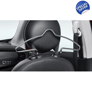 Coat Hanger On Headrest | 50..