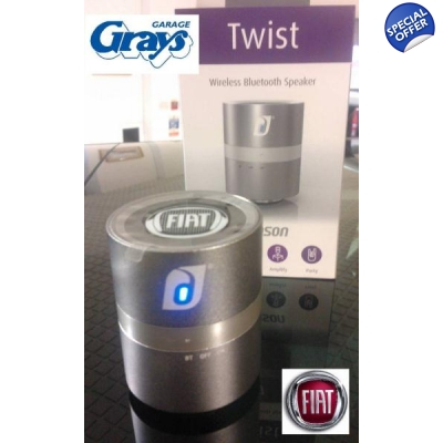 Damson Twist Wireless Speaker | Fiat Wireless Speaker | 59137302 | Damson Twist - Fiat