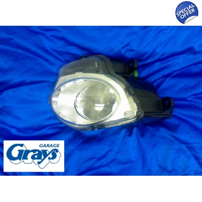 Fiat 500 front lamp | Fiat 500 day light | Fiat 500 Lamp O/S N/S