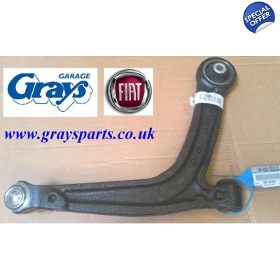 Fiat 500 Wishbone | Fiat 500 Bottom Ball Joint | Suspension Arm Fiat 500 | Fiat 500 Suspension