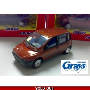 Fiat Multipla Model Car..