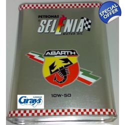 ABARTH Engine Oil 10W-50 2 Litre