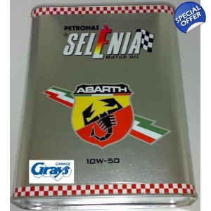 ABARTH Engine Oil 10W-50 2 L..