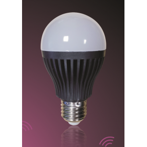 LED Dimmable RF/WiFi Light Bulb - White