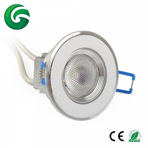 ARIES* - 8W LED RGB/W Downlight - Colour changing PWM Down..