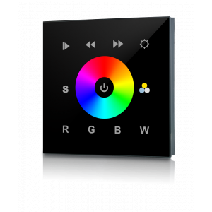 Colour Pad RGBW 1 - RGBW wall plate LED controller