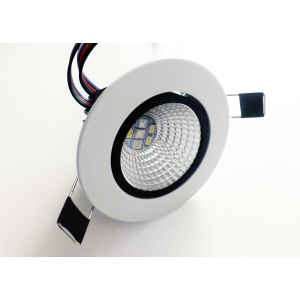 LUNA* - 5W RGBW Colour Changing Downlight