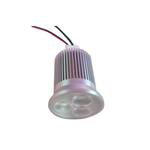 E-SPOT 9* - 9W LED RGB spot light - 12V