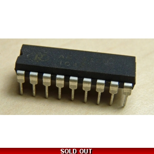 AS3320 Filter Chip