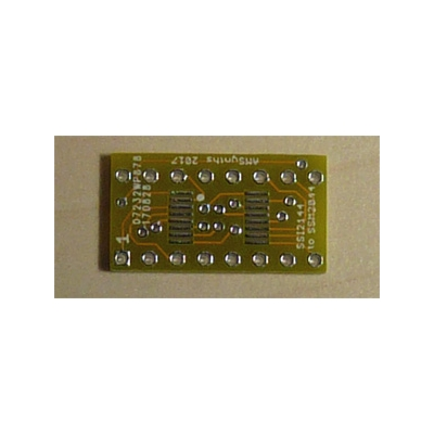 SSI2144 to SSM2044 Adapter PCB