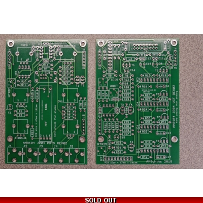 AM8104 JP04 VCF PCB SET