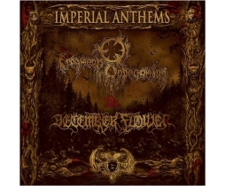 "FRAGMENTS OF UNBECOMING / DECEMBER FLOWER - Imperial Anthems Vol.16 - Split 7"" EP"