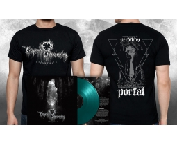 "Perdition Portal ""LP + T-Shirt"" Package"