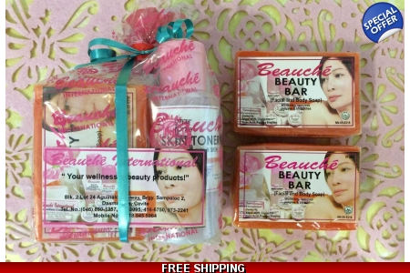 Beauche Set + 2 Beauche..