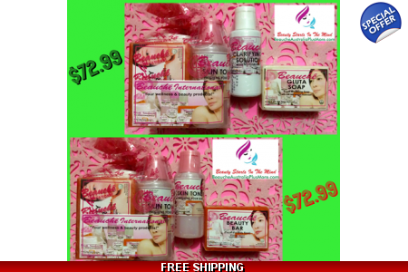 BEAUCHE SET + 1 FREE BEAUCHE..