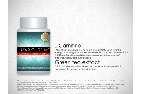 Luxxe Slim *60 Capsules TOP SELLER