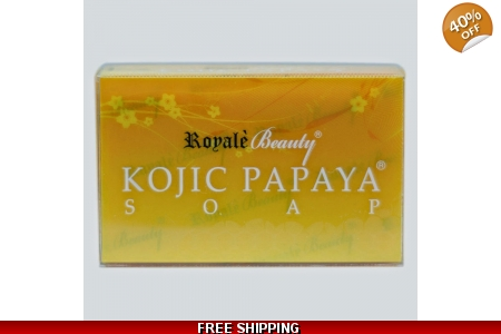 10x Pack Royale Kojic Papaya..
