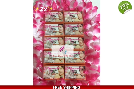 20 Pcs. Beauche Beauty Bar S..