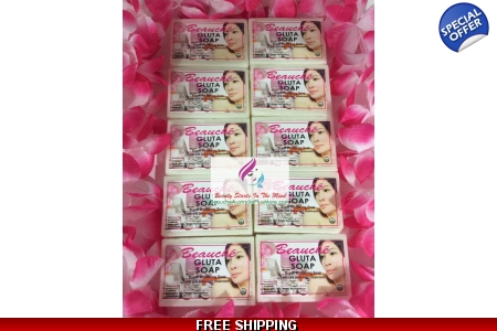 10 pcs. Beauche Gluta Soap 9..
