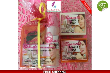 BEAUCHE SET + 1 BEAUCHE..