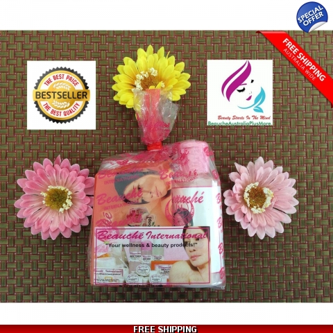 BUY 1 BEAUCHE SET,GET 1 BEAUCHE SOAP 90g*Express Post Delivery