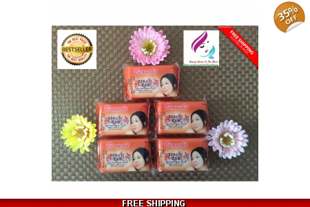 Buy 5 Beauche Beauty Bar Soa..