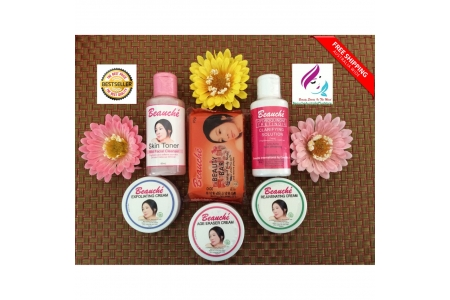 BEAUCHE SET ONLY*Express/International Delivery