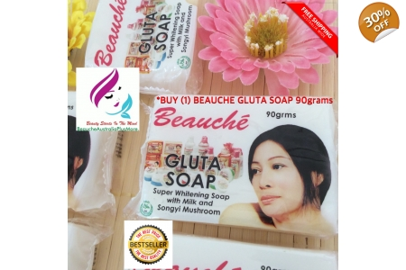 BEAUCHE GLUTA SOAPTOP BEAUCH..
