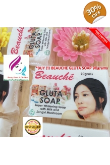 BEAUCHE GLUTA SOAPTOP BEAUCHE SOAP