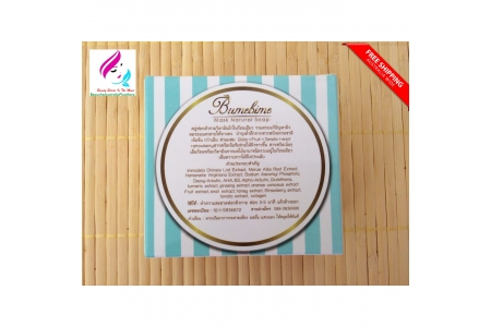 AUTHENTIC BUMEBIME MASK NATURAL SOAP 100g *Made In Thailand