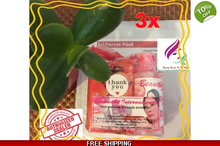 BUY *3x PACK BEAUCHE SE..