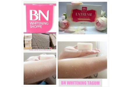 BN EXTREME WHITENING SOAP
