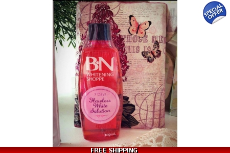 BN 7 Days Flawless White Solution 100ml